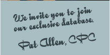 Twenty-five years of exclusive concentration in Safety Recruitment - Pat Allen Associates